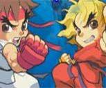 2 Kişilik Street Fighter Oyunu