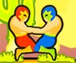3D Güreş Müsabakası Oyunu