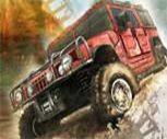 3D Jeep Yarışları Oyunu