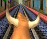 3D Koşucu Boğa Oyunu
