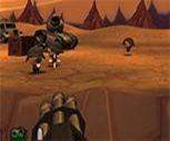 3D Makineli Silah Oyunu