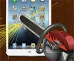 Apple Telefonlarını Parçala Oyunu