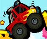 Araba Yarışı Yolu Oyunu