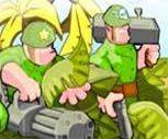 Asker Takımı Oyunu