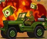 Askeri Jip Park Et Oyunu
