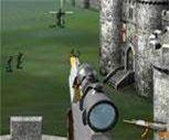 Askeri Sniper Oyunu