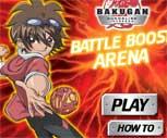 Bakugan Savaş Topları Oyunu