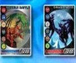 Bakugan Hafıza Kartları Oyunu
