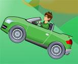 Ben10 Araba Yarışı Oyunu
