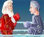 Boksör Noel Baba Oyunu