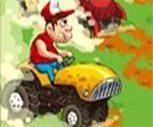 Çiftçi Yarışı Oyunu