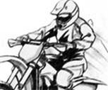 Çılgın Motorcu Oyunu