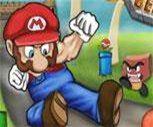 Dövüşçü Mario Oyunu