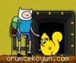 Finn Jake Limonları Kurtar Oyunu