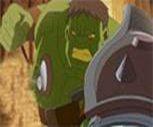 Gladyatör Hulk Oyunu