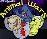 Hayvan Savaşı Oyunu