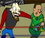 Kafes Dövüşü Oyunu