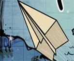 Kağıt Uçak Uçur Oyunu