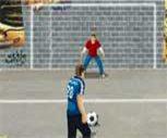 Kaleci Duvarı Oyunu