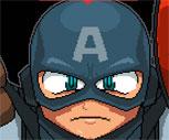 Kaptan Amerika Adalet Kalkanı Oyunu