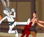 Karateci Bugs Bunny Oyunu