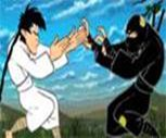 Karate Kamil ve Ninja Nejat Oyunu