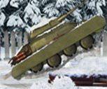 Karda Tank Savaşı Oyunu