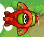 Kırmızı Yeşil Uçak