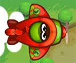 Kırmızı Yeşil Uçak Oyunu