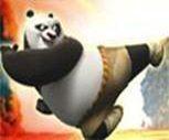 Kungfu Panda Dövüşüyor Oyunu