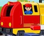 Lego Tren Oyunu