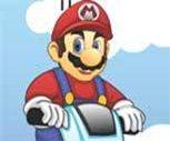 Mario ile Jetski Keyfi Oyunu