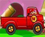 Mario Mantar Yollarında Oyunu