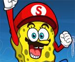 Mario Sünger Bob Oyunu