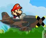 Mario Uçak Savaşı Oyunu