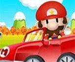 Mario Arabası Oyunu