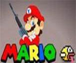 Mario Flappy Vur Oyunu