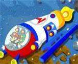 Mario Uzay Yarışı Oyunu