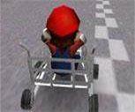 Mario Yarışı 3D Oyunu