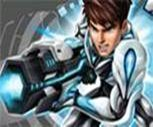 Max Steel Turbo Oyunu