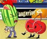 Meyve Dövüşü Oyunu