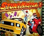 Motorlu Araba Yarışı Oyunu