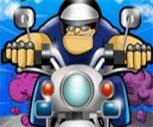 Motorlu Polis Oyunu