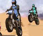 Motorsiklet Yarışı Oyunu