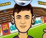 Neymar Top Sektirme Oyunu