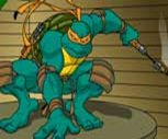 Ninja Kaplumbağalar Oyunu