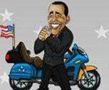 Obama Yarışı Oyunu