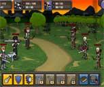 Ölümcül İskelet Savaşı Oyunu