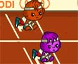 Özgür Koşu Yarışı Oyunu