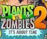 Plants vs Zombies 2 Oyunu